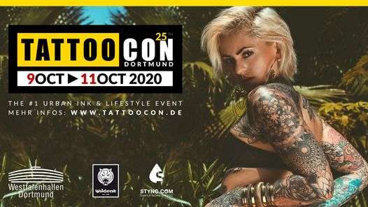 25th TattooCON2020