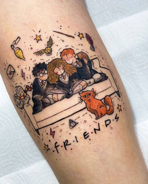 Do-you-love-Harry-Potter-@ladyiristattoo